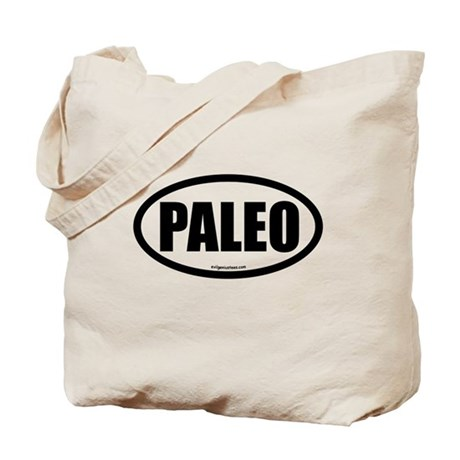Paleo auto decal Tote Bag
