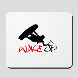 Wakeup Mousepad