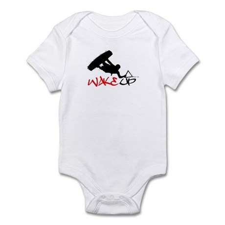 Wakeup Infant Bodysuit