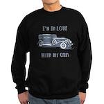 Love Car Duesenberg Sweatshirt (dark)