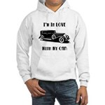 Love Car Duesenberg Hooded Sweatshirt