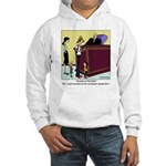 Access to the computer, not the kids Hooded Sweats