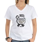 Gas is So Expensive... Women's V-Neck T-Shirt