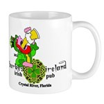 Burkes Of Ireland Pub Mug Mugs