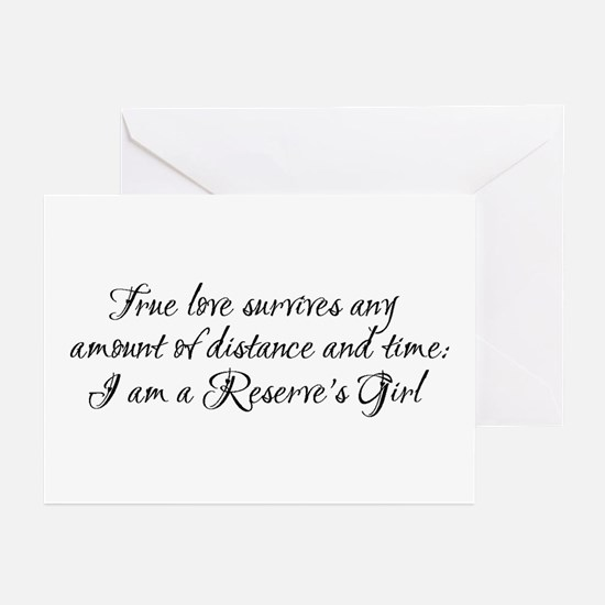 True Love Survives Greeting Cards (Pk of 10)