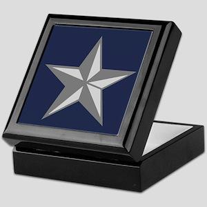 Brigadier General Tile Insignia Box