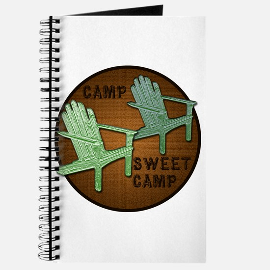 Camp Sweet Camp - Journal
