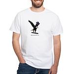 Eagle Hydraulics Inc. White T-Shirt