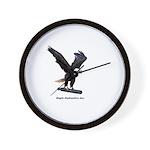 Eagle Hydraulics Inc. Wall Clock