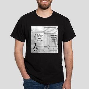 Day old software, 75% off Dark T-Shirt