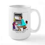 I wrote the software Large Mug