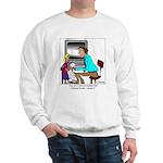 I wrote the software Sweatshirt