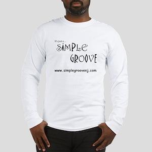 Simple Groove Long Sleeve T-Shirt