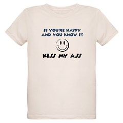 If You're Happy and You Know T-Shirt