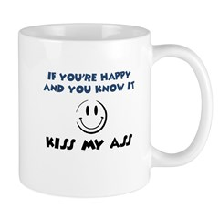 If You're Happy and You Know Mug