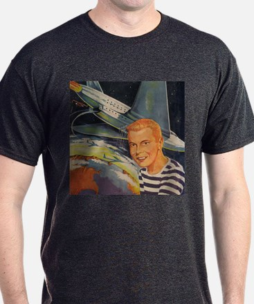 Tom Swift and his Flying Lab T-Shirt