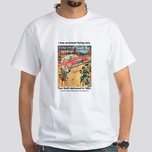 Tom Swift and his Flying Car T-Shirt (2 sided)