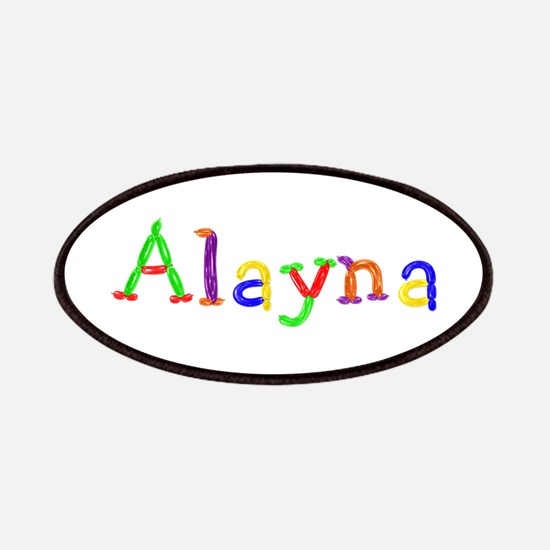 Alayna Balloons Patch