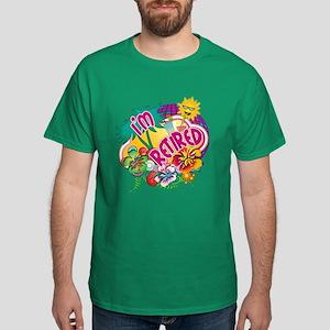 Tropical Retirement Dark T-Shirt