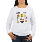 Cracker Rally Women's Long Sleeve T-Shirt