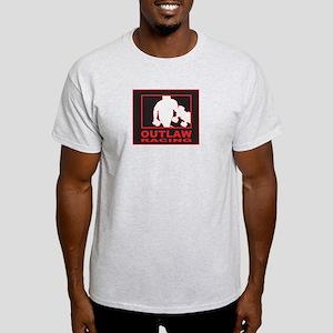 CRASH RECOVERY -  Ash Grey T-Shirt