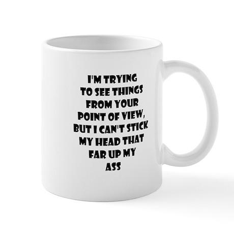 I'm Trying To See Things... Mug