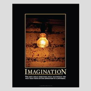 Imagination Small Poster