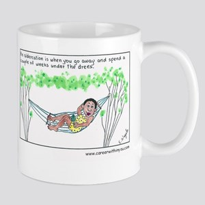 9 Peace Seeker Aldercation Mug