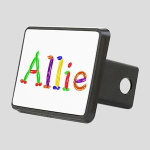 Allie Balloons Rectangular Hitch Cover