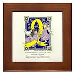 ERC Endo Angel Framed Tile