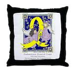 ERC Endo Angel Throw Pillow