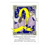 ERC Endo Angel Postcards (Package of 8)