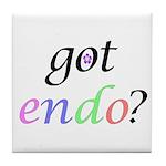 ERC Endo Angel Tile Coaster