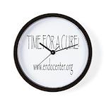 ERC Endo Angel Wall Clock