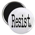 Resist Anti-Trump Liberal Magnet