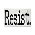 Resist Anti-Trump Liber Rectangle Magnet (10 pack)
