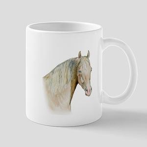 Cremello Morgan Mug