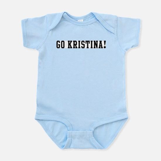 Go Kristina Infant Creeper