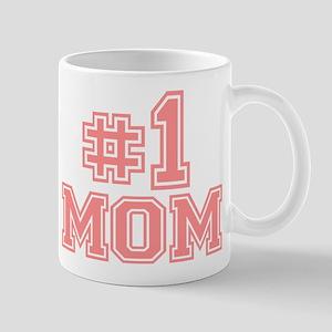 No.1 Mom Mug