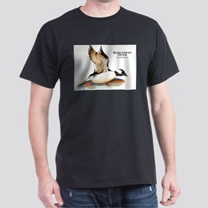 Bufflehead Duck Dark T-Shirt