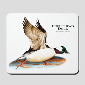 Bufflehead Duck Mousepad