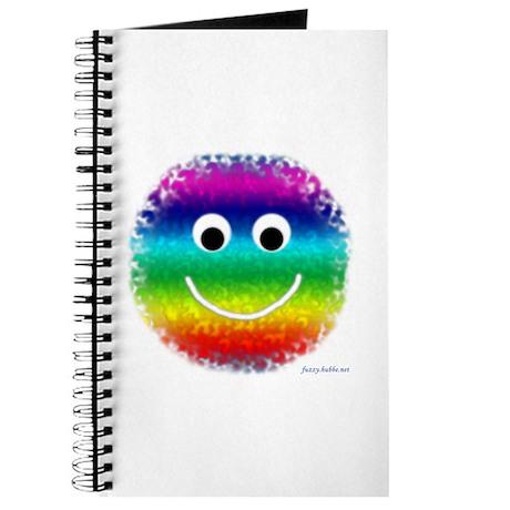 """""""Rainbow Fuzzy"""" Journal"""
