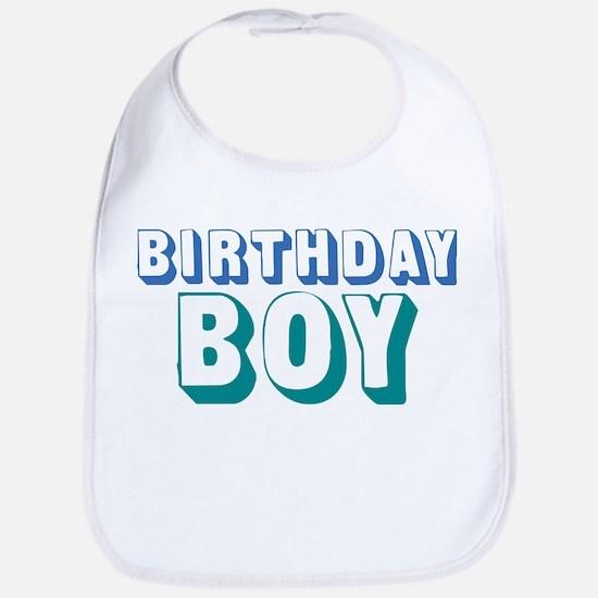 Birthday Boy Bib
