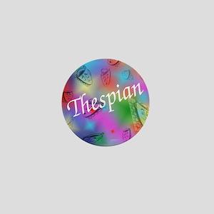 Thespian Mini Button