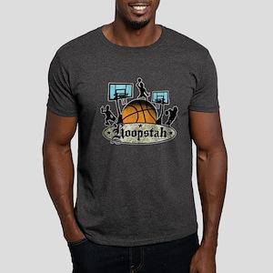 Hoopstah basketball Dark T-Shirt