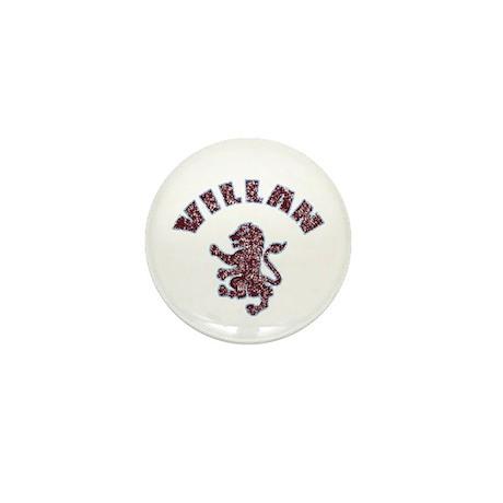 Villan Mini Button (10 pack)