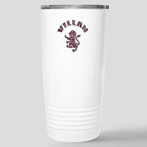 Villan Stainless Steel Travel Mug
