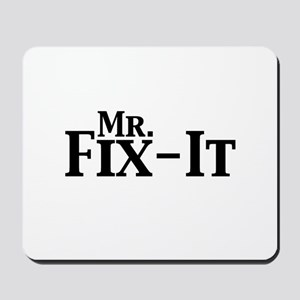 Mr. Fix-It Mousepad