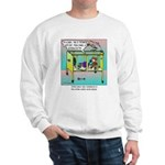 Technical Support & Child Labor Laws Sweatshirt