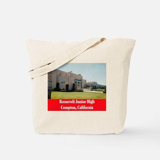 Roosevelt Junior High Tote Bag